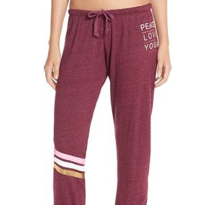Spiritual gangster low rise sweat pants small